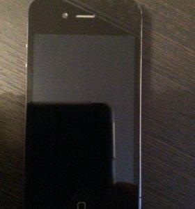 Айфон 4 . дёшево ! Срочно !
