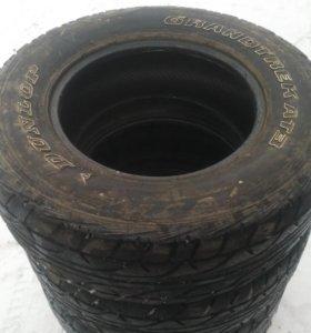 Dunlop grandtrek at3 245*75r16