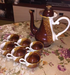 Чайный сервис