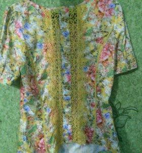Блуза женская 42-ого размера