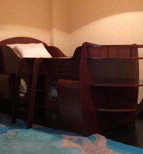 """Детская кровать """"Caroti"""""""