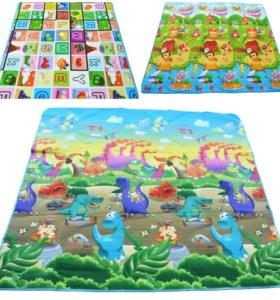 Развиваюшие детские коврики