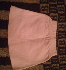 Трикотажная юбка 98 р-р