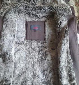 Мужская куртка, тёлая
