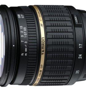 Объектив Tamron для Canon (EF-S)