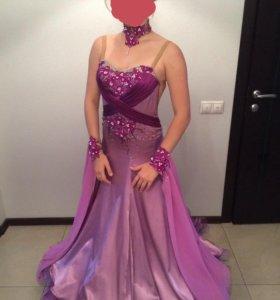 Платье для бальных танцев стандарт (St)