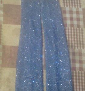 Платье вечернее с перчатками