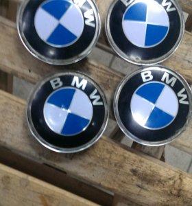 Колпачки на литьё BMW
