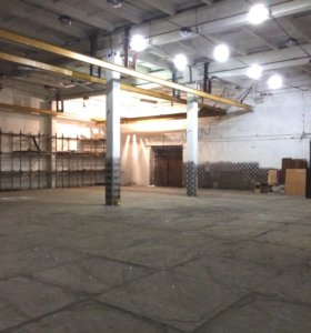 Аренда склада и офисов