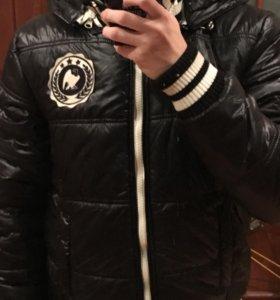 Зимние и весенние куртки