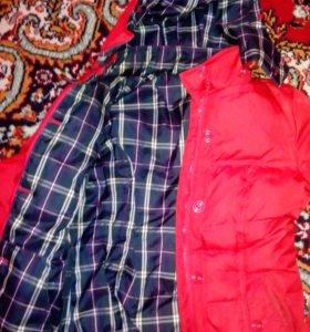 Куртка Зимная двухсторонное