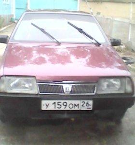 Машина ВАЗ21093