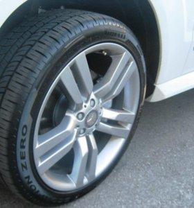 4 шины Pirelli p zero 295/40 zr 21