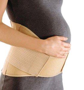 Дородовой бандаж-корсет для беременных орлетт