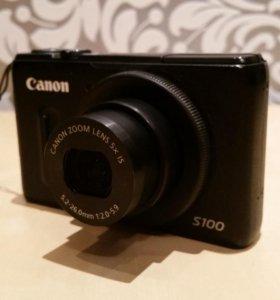 Фотоаппарат Canon S100 PowerShot