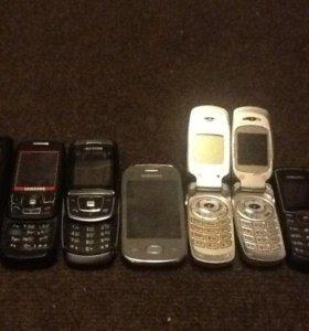 Телефоны Samsung