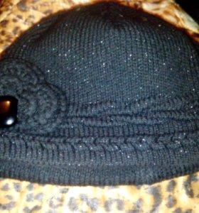 шапка зимняя новая