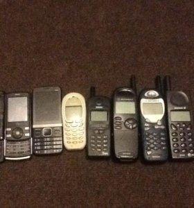 Ретро телефоны