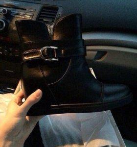 Ботинки / сапоги зима