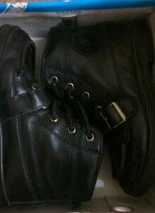 Кожанные осенние ботинки, T.Taccardi.