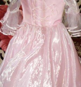 Платье на девочку праздничное!