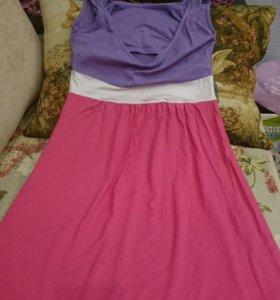 Платье для беременных или кормящих