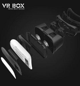 """Новые 3D-очки """"vr box pro virtualreality glasses"""