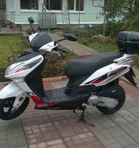 Скутер 150сс