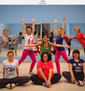Танцевальный фитнес (Zumba) в Калуге!