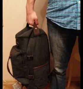 Stalker сумка рюкзак городской стиль