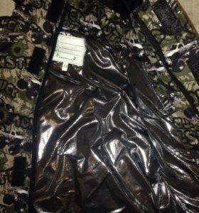 Куртка зимняя детская мембрана 116 р