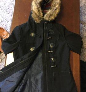 Пальто Stradivarius размер s
