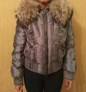 Зимняя куртка 44-46