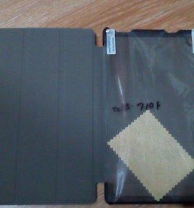 Чехол и плёнка для Lenovo tab 3 710f