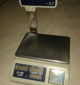 Весы настольные