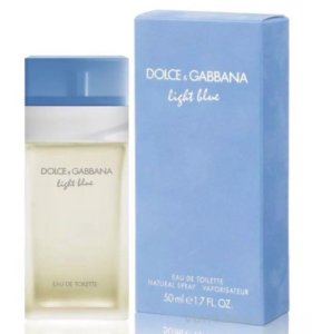 "D&G ""Light blue"""