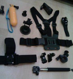 Аксессуары для экшн камеры GoPro
