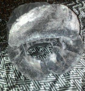 Зимняя шапка, р-р 54