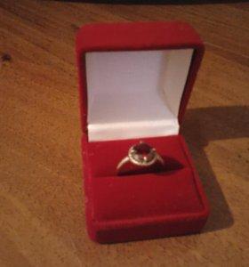 Кольцо(серебро )