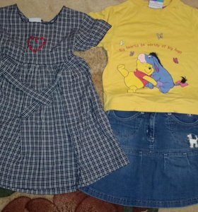 Одежда на 6 лет