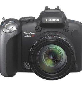 Фотоаппарат Canon sx 10 is