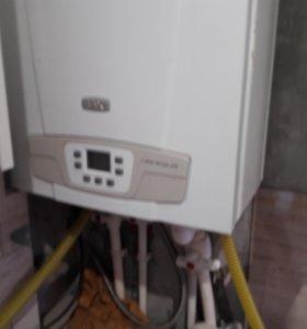 Промывка теплообменника двухконтурного котла