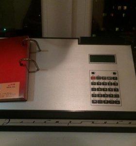 Калькулятор ежедневник