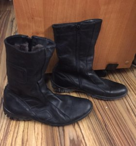 Зимние ботинки. Р.34