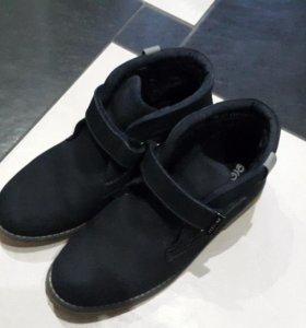 Ботинки демисезонные подростковые Elegamia
