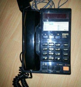 Стационарный телефон Integrated