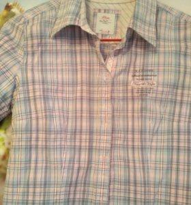 Benetoon рубашка-блузка