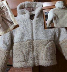Курточка из овчины