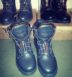 BALMAIN женские ботинки