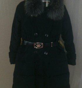 Продам пальто, мех отстегивается